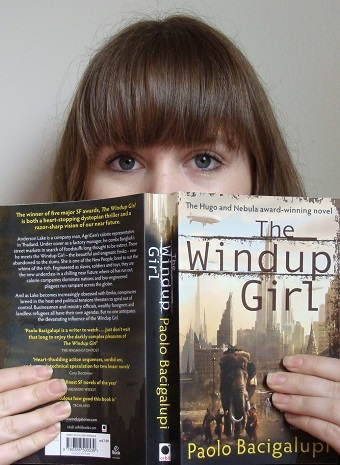 The Wind Up Girl