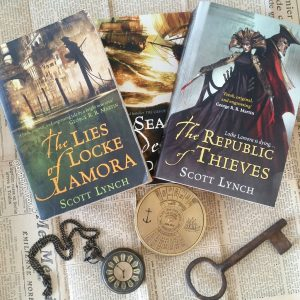 The Lies of Lock Lamora