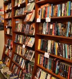 Readings bookstore