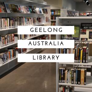 Geelong Australia Library