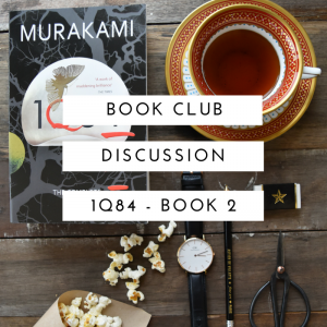August Discussion 1Q84 Part 2