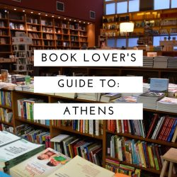 Booklovers guide to Athens
