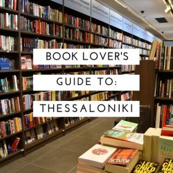 Booklovers guide to Thessaloniki