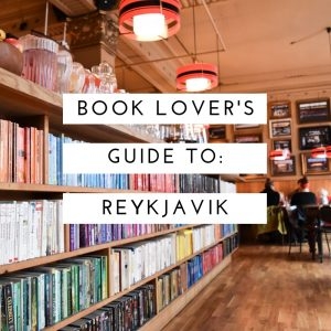 Book lovers guide to Reykjavik intro image