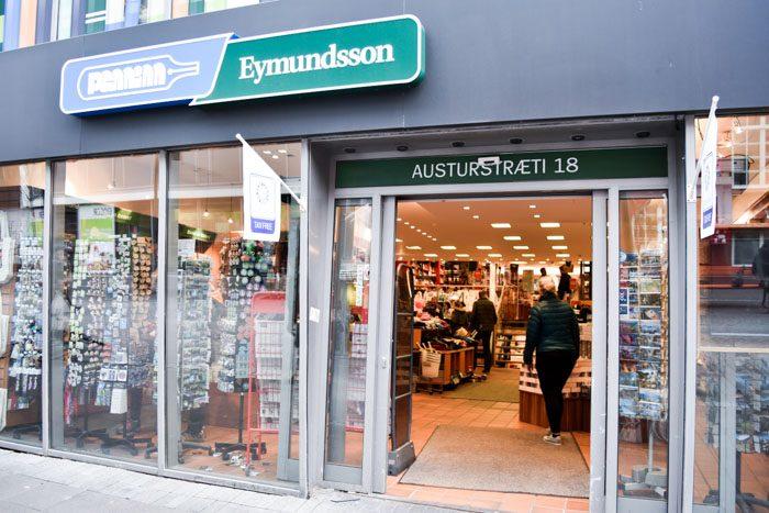 Eymundsson front