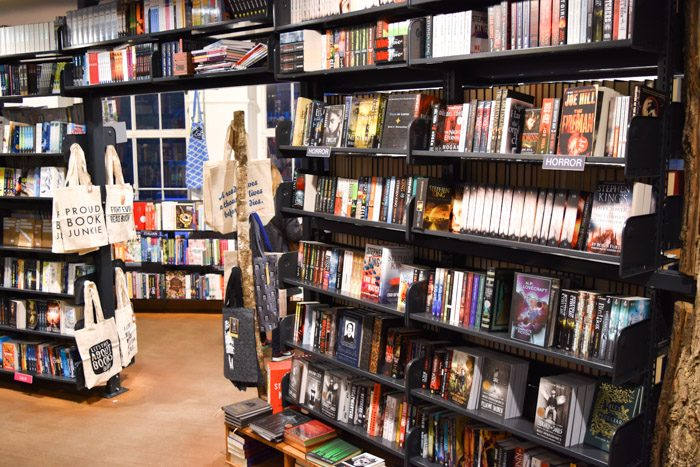 Second photo of American Book Center interior