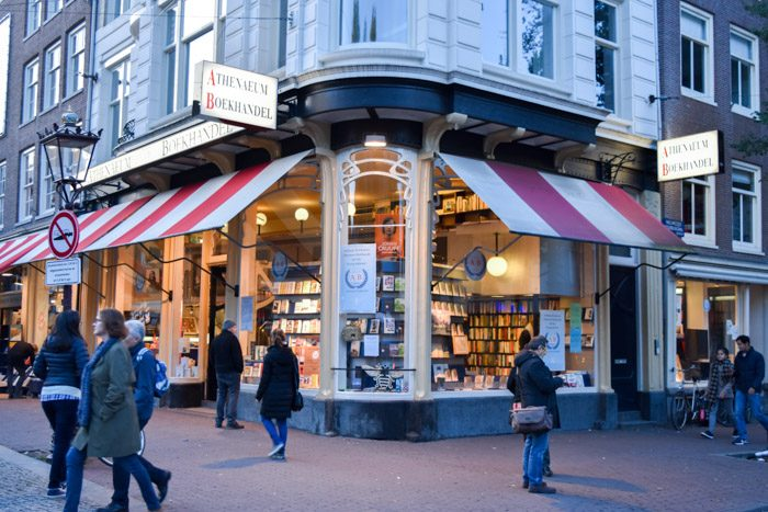 Photo of Athenaeum Boekhandel front
