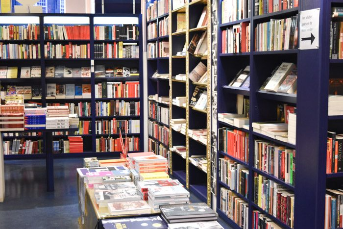 Photo of Athenaeum Boekhandel interior