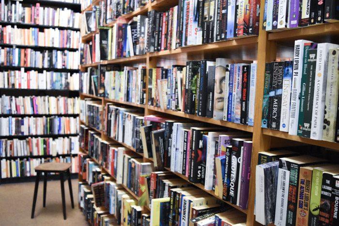 Photo of The Book Exchange interior