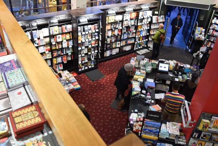 Photo of Waterstones interior