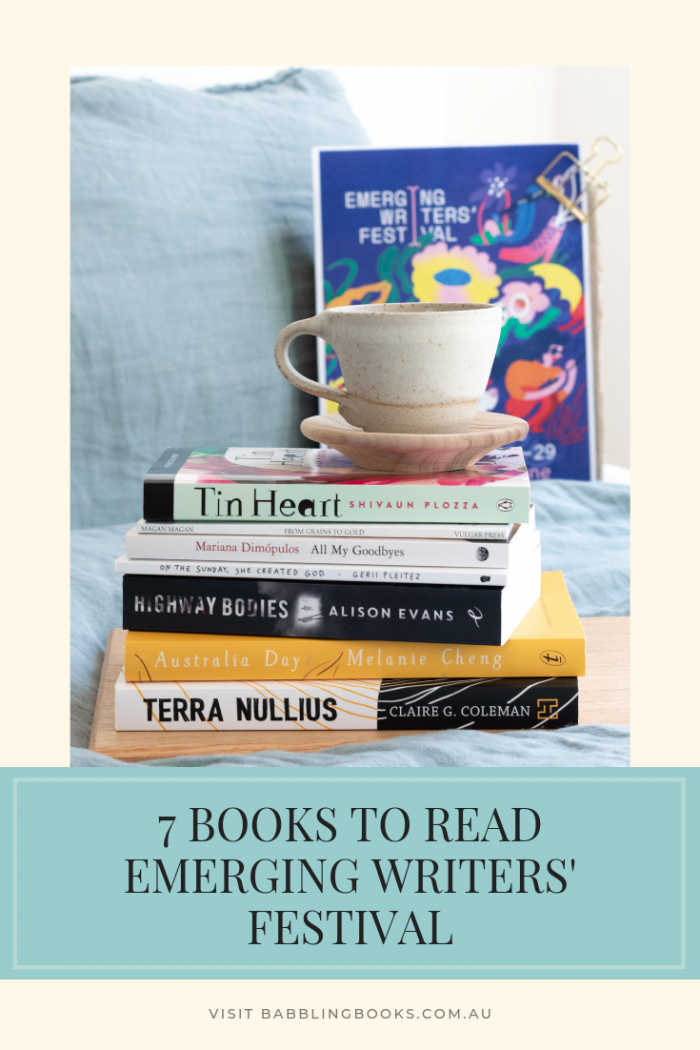 7 Books to Read: Emerging Writers' Festival. Discover emerging talent and choose something different for your next read.
