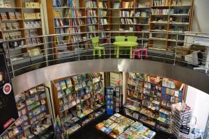 Mega Bazaar Biblio - inside