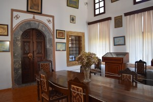 Muslim Library - inside