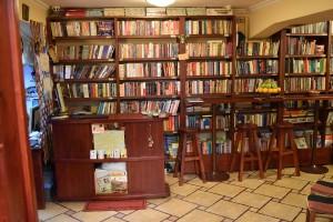 Friends Book House - inside